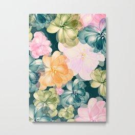 Flowers  -a021 Metal Print