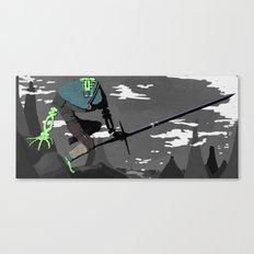 Ástveig Canvas Print