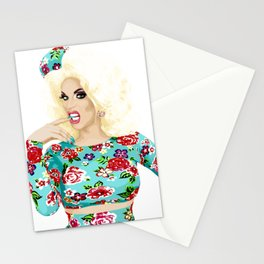 Katya Zamo, Jet Set Eleganza, RuPaul's Drag Race Queen Stationery Cards