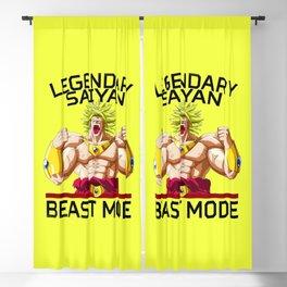 Legend Beast Mode Blackout Curtain