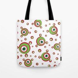 Justified Paranoia Holiday Tote Bag