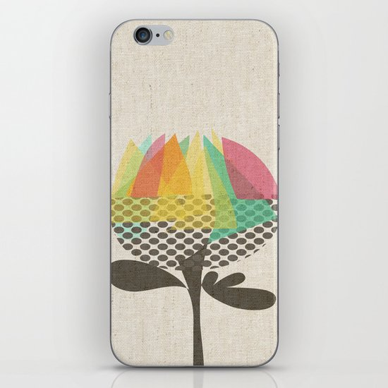 The Artichoke iPhone & iPod Skin