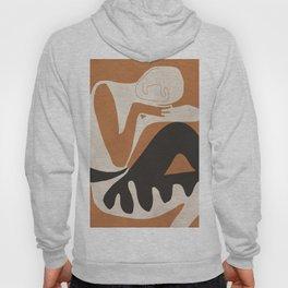 Abstract Art Figure Hoody