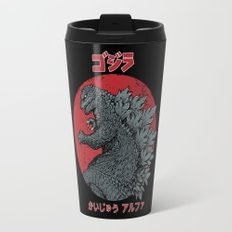 Gojira Kaiju Alpha Travel Mug