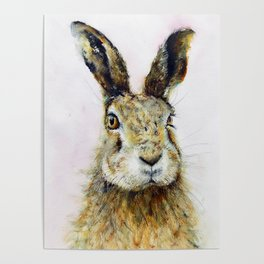 Hare are you listening Poster