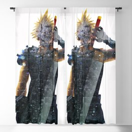 Soldier Living legacy Blackout Curtain