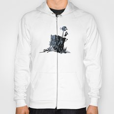 Blue Birds Hoody