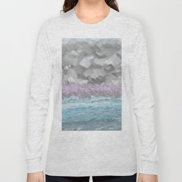 Water from Air hits Earth Long Sleeve T-shirt