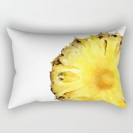 Pineapple Slice Rectangular Pillow