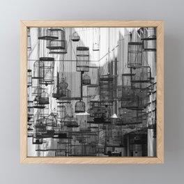"""""""Forgotten Songs"""" Angel Place, Sydney Framed Mini Art Print"""