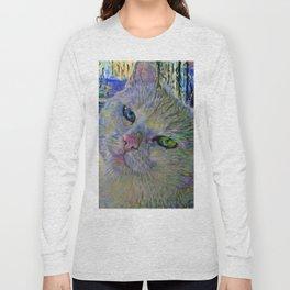 Claude's Cat Long Sleeve T-shirt