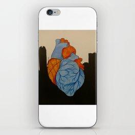 Thunder Heart iPhone Skin