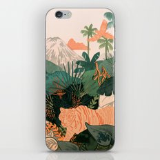 Creature Jungle iPhone & iPod Skin