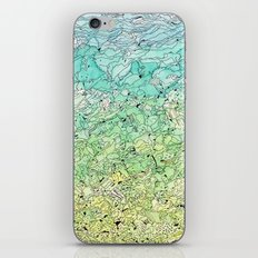 Between The Earth and Sky iPhone & iPod Skin