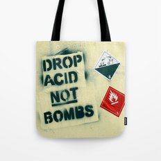 Alternative Pacifism  Tote Bag