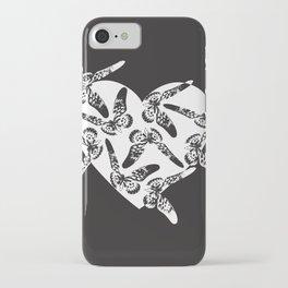 Wild and Rare Love iPhone Case