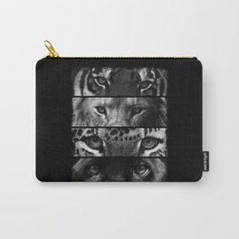 Primal Instinct - version 1 - no text Carry-All Pouch