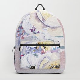 Flowers bouquet #59 Backpack
