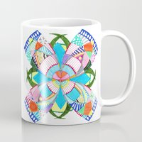 blossom Mugs featuring Blossom by Heaven7