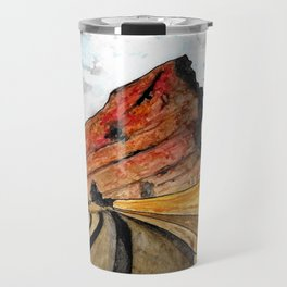 Red Rocks 2016 Travel Mug