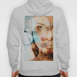faces of Angelina Jolie Hoody