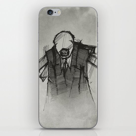 Wraith III. iPhone & iPod Skin