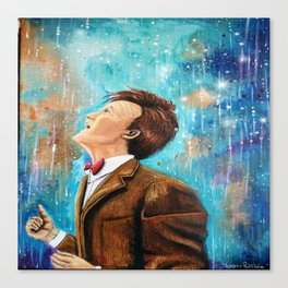 the Dr Canvas Print