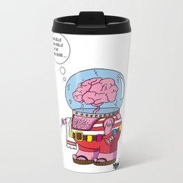 she sells .... Travel Mug