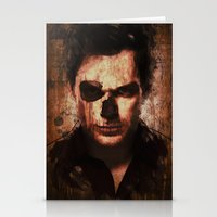 dexter Stationery Cards featuring Dexter by Sirenphotos