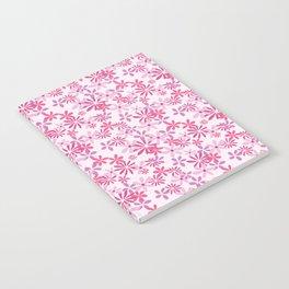 Valentine's Floral Notebook