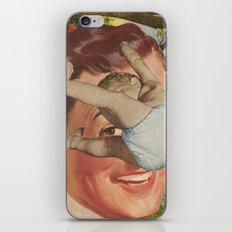 Raining Babies iPhone & iPod Skin