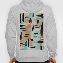 Linear Abstract Hoody