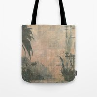 holiday Tote Bags featuring Holiday by Last Call