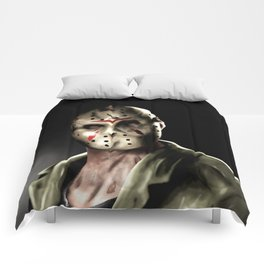 Jason Friday the 13th Comforters