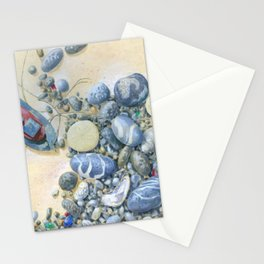 Beach Front II Stationery Cards