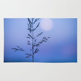 Tall Grass in Spring Rug