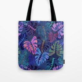 Phoenix Tropical Blue Tote Bag