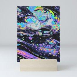 GLASS IN THE PARK Mini Art Print