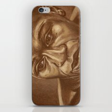 round 3...floyd mayweather jr iPhone & iPod Skin