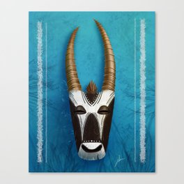 Spirit of the Orynx Canvas Print