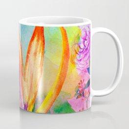 Bird of paradise i Coffee Mug