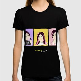 Knock Knock! Sana Version T-shirt