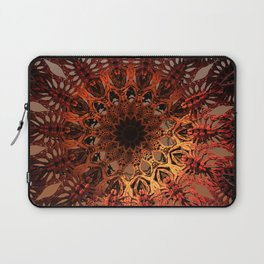 Sun Dial Laptop Sleeve