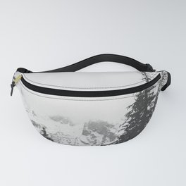 Forest under the Mountain Fanny Pack