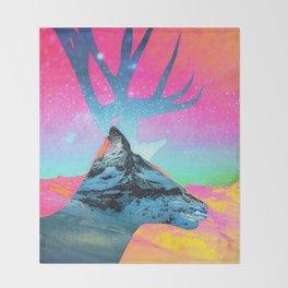Matterhorn 1 Throw Blanket