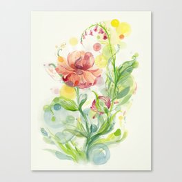 Happy Thoughts Canvas Print