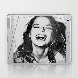 LaUghinG gIrL Laptop & iPad Skin