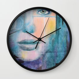 media vs. original Wall Clock