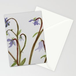 Icelandic Bluebell Stationery Cards