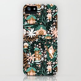 Fairy Village iPhone Case